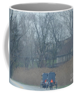 Visiting Day Coffee Mug