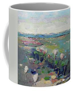 Visiting Town 1603 Coffee Mug
