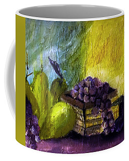 Visiting With My Mother Coffee Mug by Lisa Kaiser