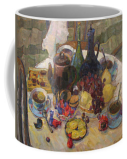 Visitors Coffee Mug