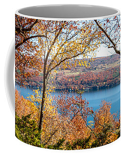 Vista From Garrett Chapel Coffee Mug by William Norton