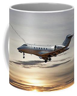 Vista Jet Bombardier Challenger 300 Coffee Mug