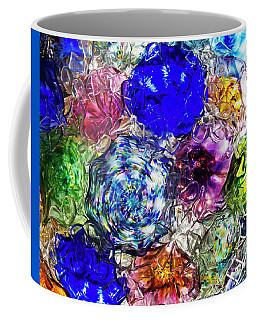 Vitreous Flora Coffee Mug by Gary Holmes