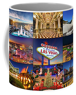 Viva Las Vegas Collection 2 Coffee Mug