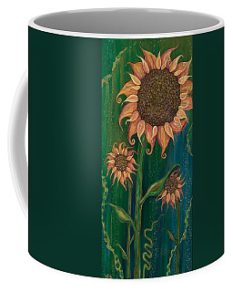 Vivacious Coffee Mug by Tanielle Childers