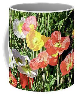 Vivid Mix Of California Poppies Coffee Mug
