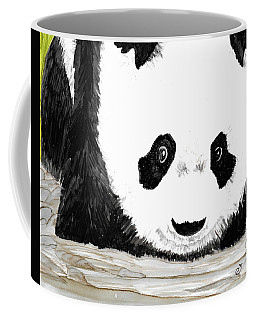 Vivi's Pet Panda Coffee Mug
