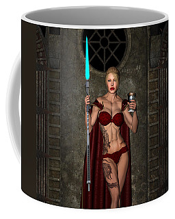 Vixen Warrior Series 01 Coffee Mug