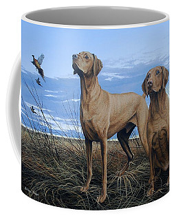 Vizslas Coffee Mug