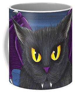Vlad Vampire Cat Coffee Mug