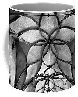 Vladislav Hall Architectural Detail Bw Coffee Mug