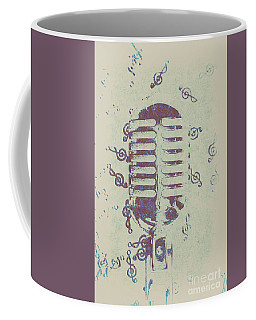 Vocal Harmony Coffee Mug