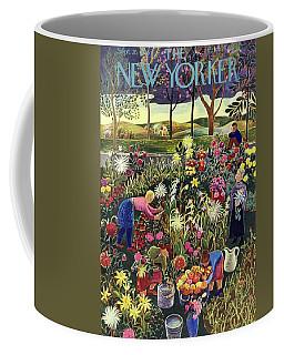 New Yorker September 28 1946 Coffee Mug
