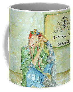 Vogue Vagabond Coffee Mug
