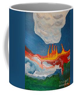 Volcanic Action Coffee Mug