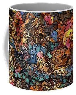 Volcanic Flow Coffee Mug