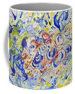 Volcanic Sea Acrylic/water Coffee Mug