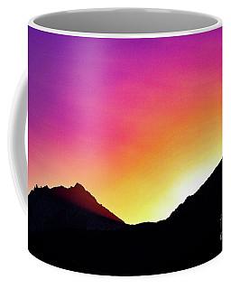 Volcanic Sunrise Coffee Mug