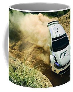 Volkswagen Polo Rally Coffee Mug