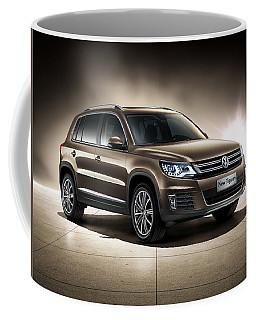 Volkswagen Tiguan Coffee Mug