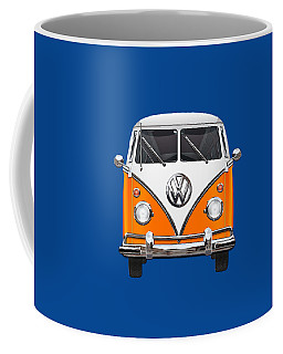 Vw Transporter Coffee Mugs