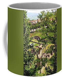 Volterra's Roman Ruins Coffee Mug