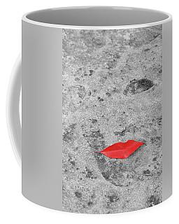 Coffee Mug featuring the photograph Voluminous Lips by Dale Kincaid
