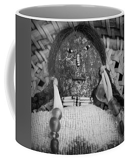 Coffee Mug featuring the photograph Voodoo Girl by Lynn Sprowl