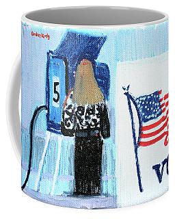 Voting Booth 2008 Coffee Mug