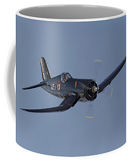 Vought Corsair Coffee Mug by Pat Speirs