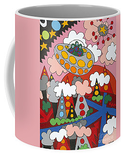Voyager Coffee Mug