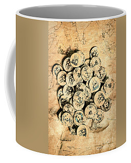 Voyages Of Old World Coffee Mug