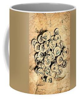 Voyages Of Old World Coffee Mug