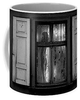 Voyeurism - Nude In Window Coffee Mug