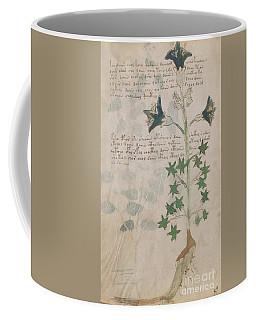 Voynich Flora 03 Coffee Mug