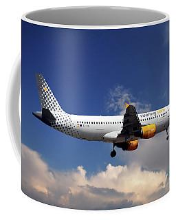Vueling Airbus A320-214 Coffee Mug