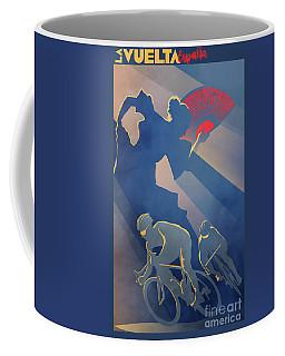 Vuelta Espana Coffee Mug