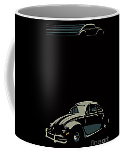 Vw Beatle Coffee Mug