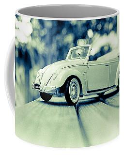Vw Beetle Convertible Coffee Mug