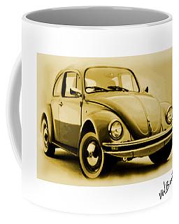 Vw Beetle Coffee Mug