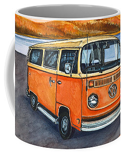 Ryan's Magic Bus Coffee Mug