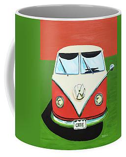 Vw-bus-obie Coffee Mug