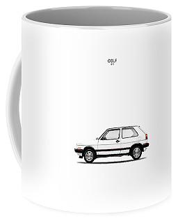 Vw Golf Gti Coffee Mug