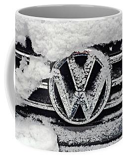 Vw Snow Day Coffee Mug