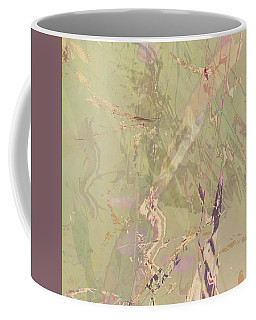 Wabi Sabi Ikebana Revisited Shabby 1 Coffee Mug