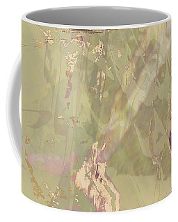 Wabi Sabi Ikebana Revisited Shabby 1 Coffee Mug