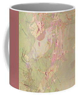 Wabi Sabi Ikebana Revisited Shabby 4 Coffee Mug
