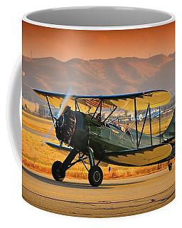 Waco Upf-7  Version 2 Coffee Mug