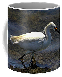 Wading And Watching Coffee Mug