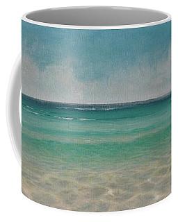 Wading  By Alan Zawacki Coffee Mug